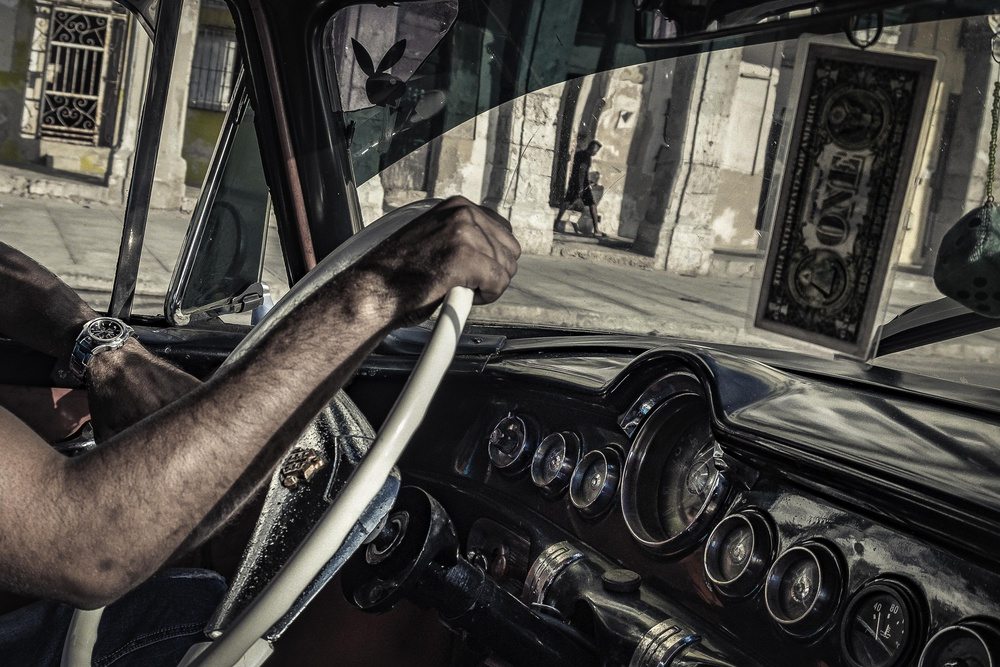Fotokonst Driver