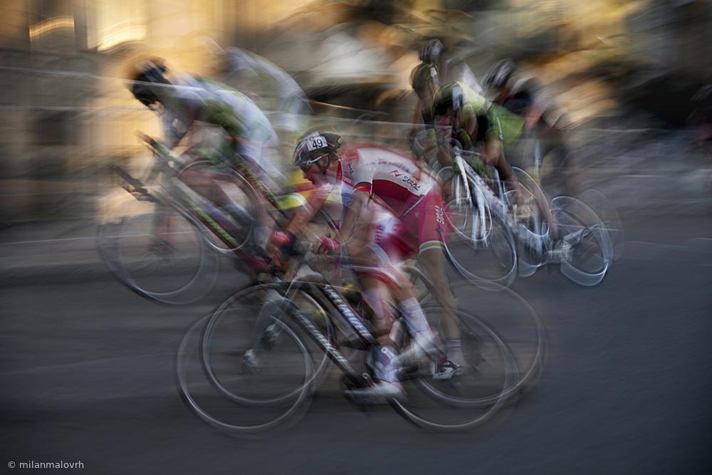 Poster Night race