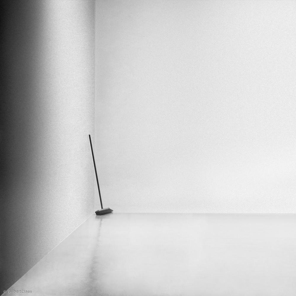 Fotokonst the broom