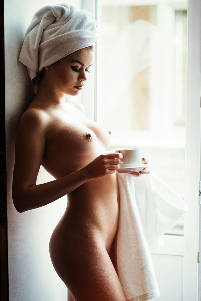 Fotokonst Morning tea
