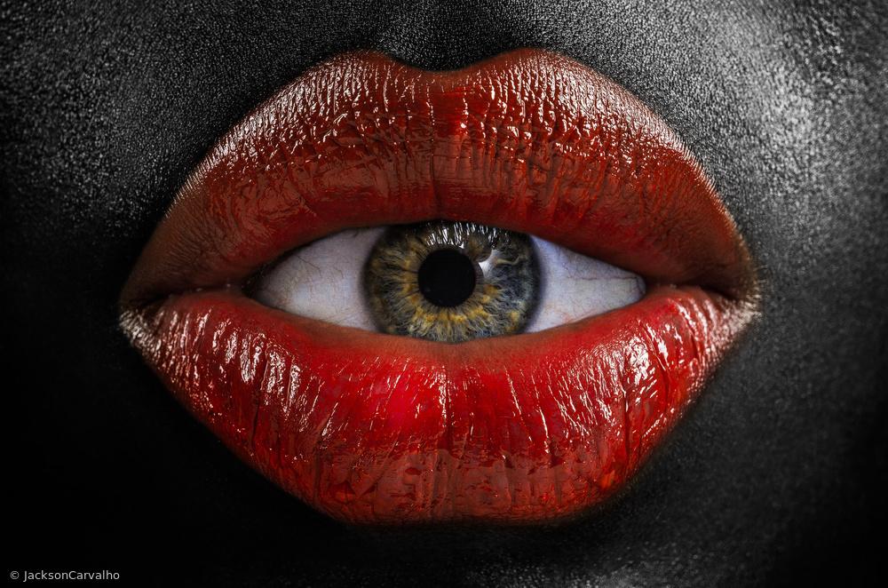 Fotokonst The Eye of Horus