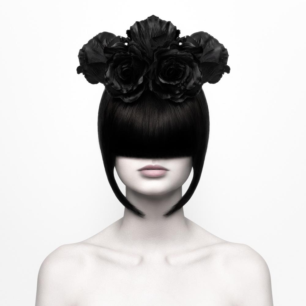 Fotokonst Black Widow