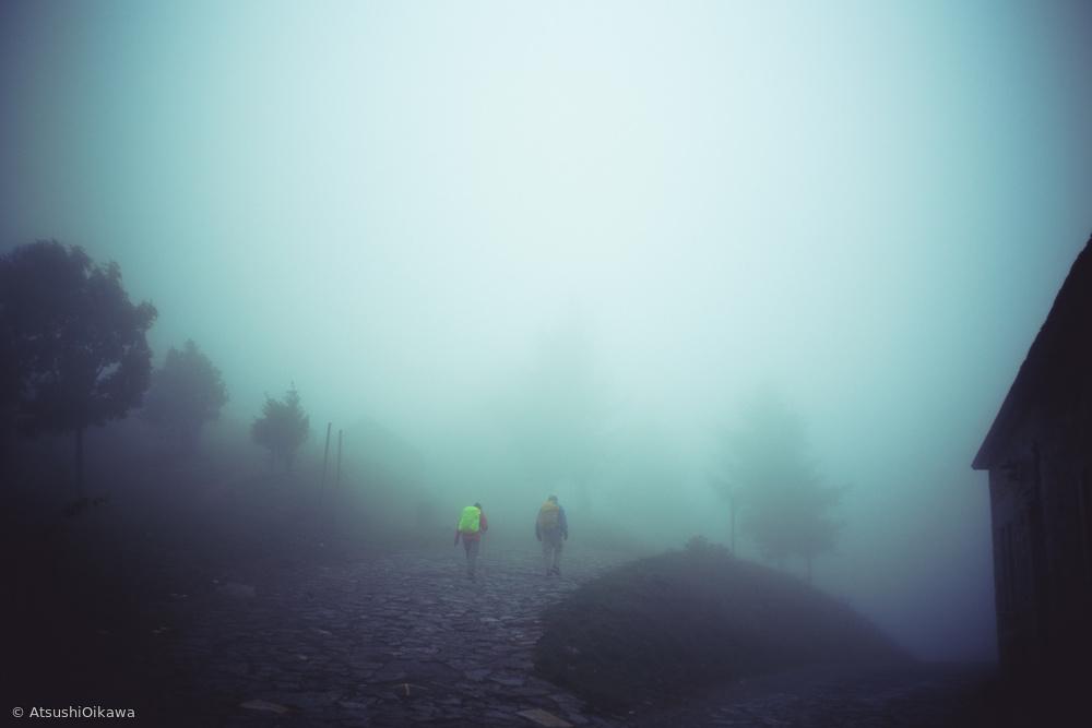 Fotokonst Cebreiro misty
