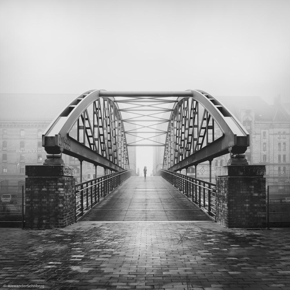 Fotokonst Kibbelsteg
