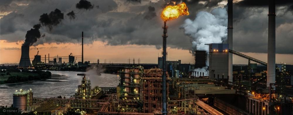 Fotokonst 780° – Industrial Pleasure