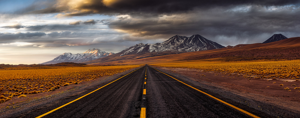 Striking 'Vanishing Point' Photographs