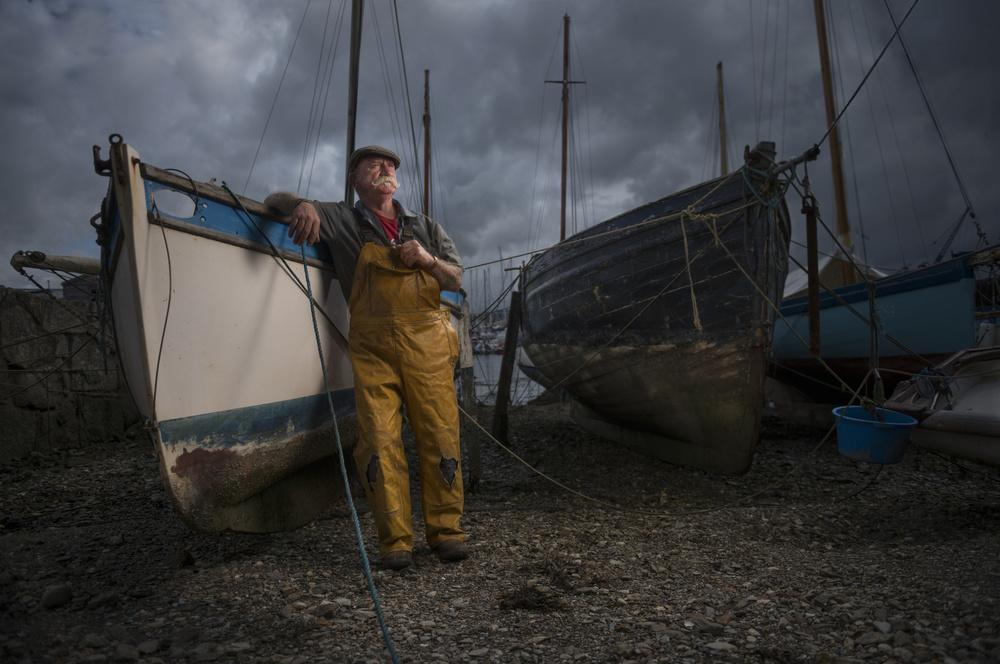 Fotokonst Oyster catcher