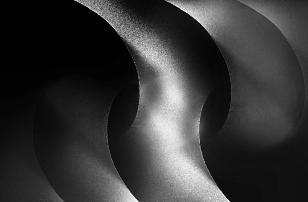 Fotokonst Curved
