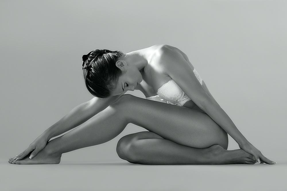 Girl nudist naked