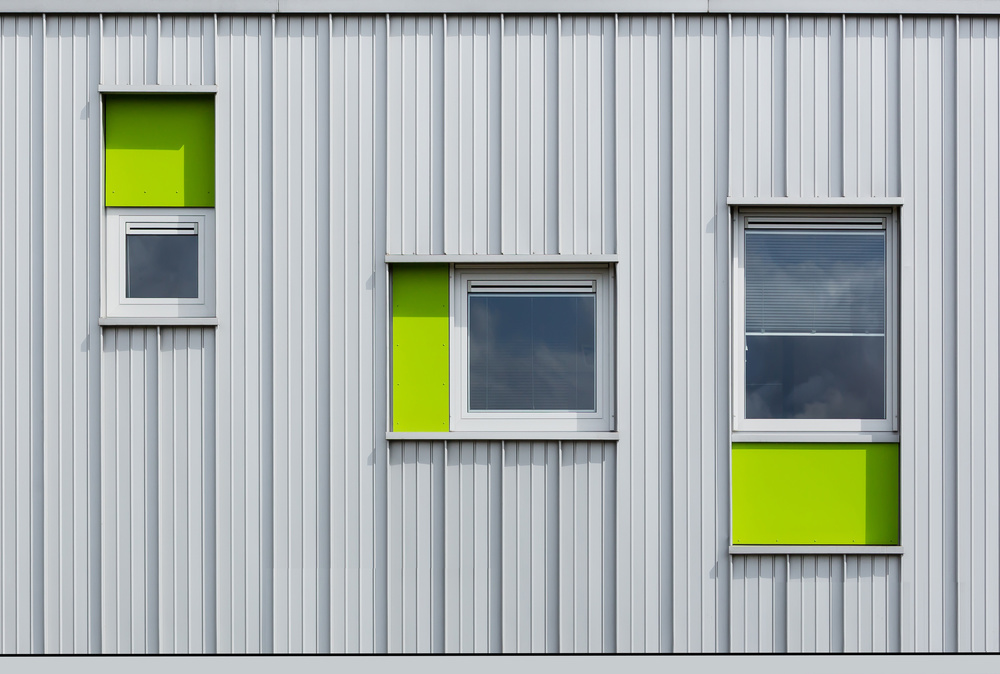 Poster Sunny Green
