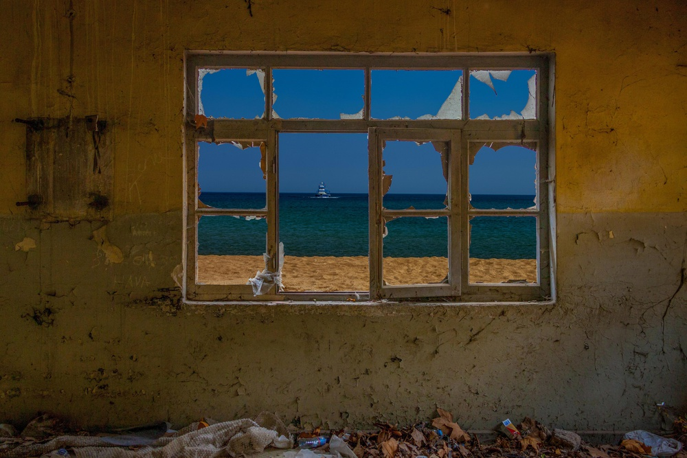 Fotokonst Broken glass