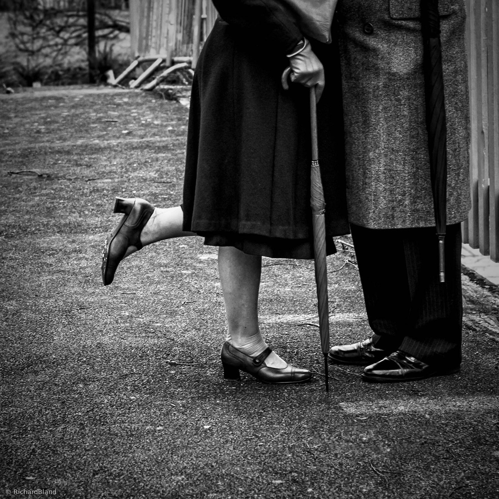 Fotokonst The Long Goodbye