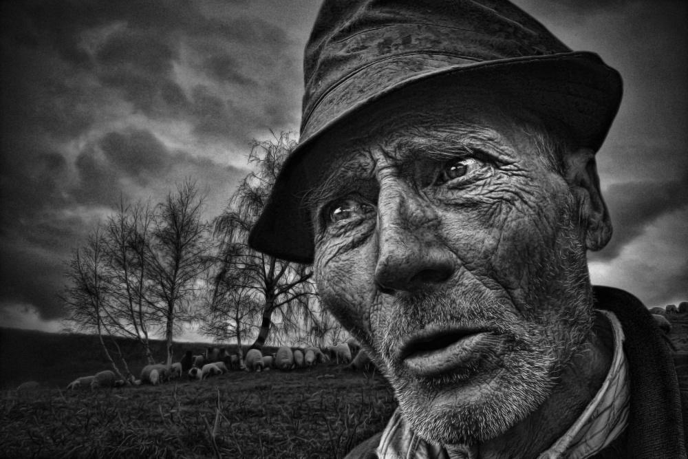 Fotokonst Highlander
