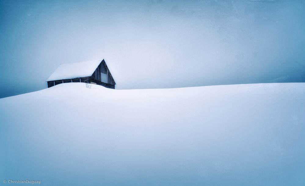 Fotokonst A winter tale
