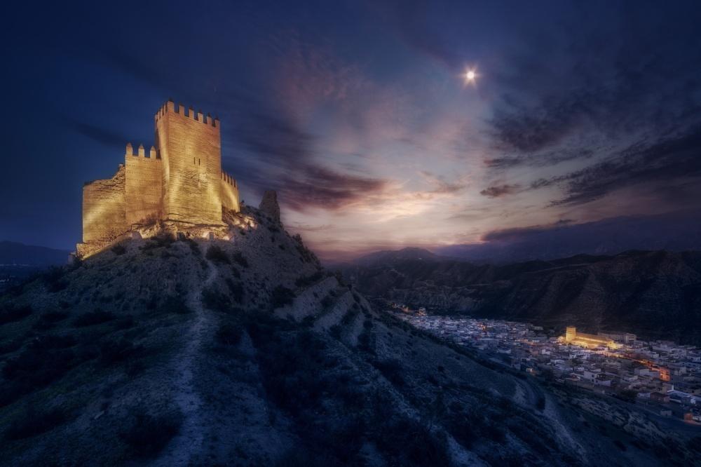 Poster Tabernas Castle