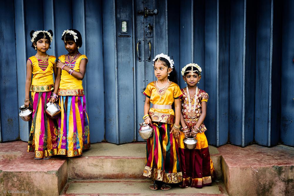 Fotokonst Our way to Sri Lanka