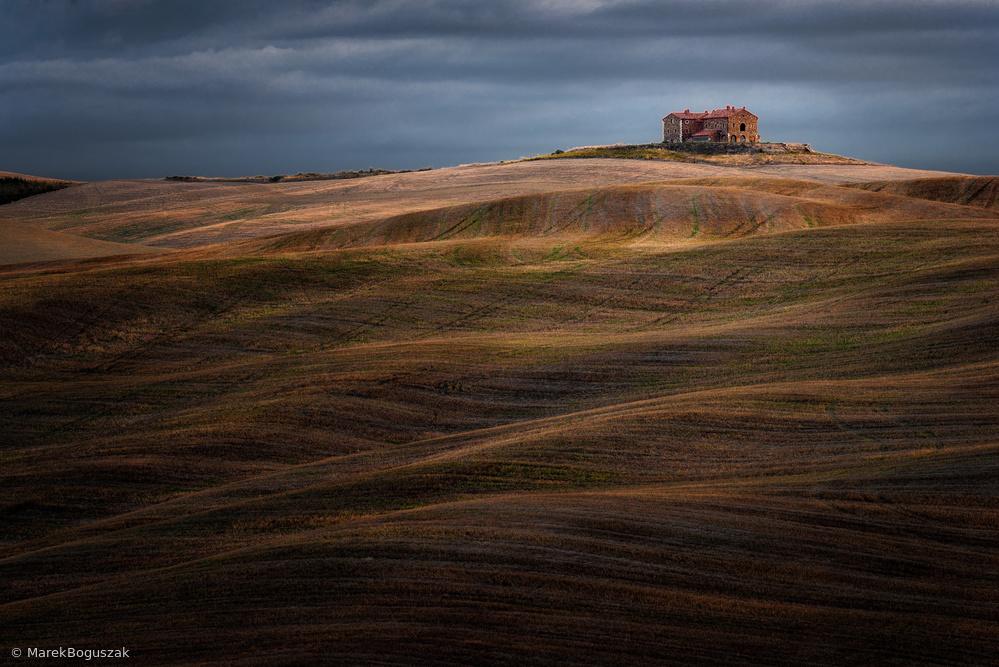 Fotokonst Autumnal Tune