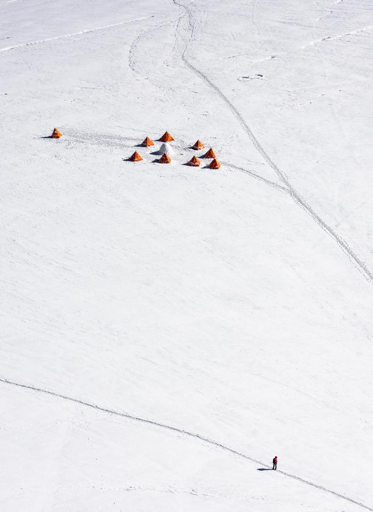 Fotokonst It's Snow Time !
