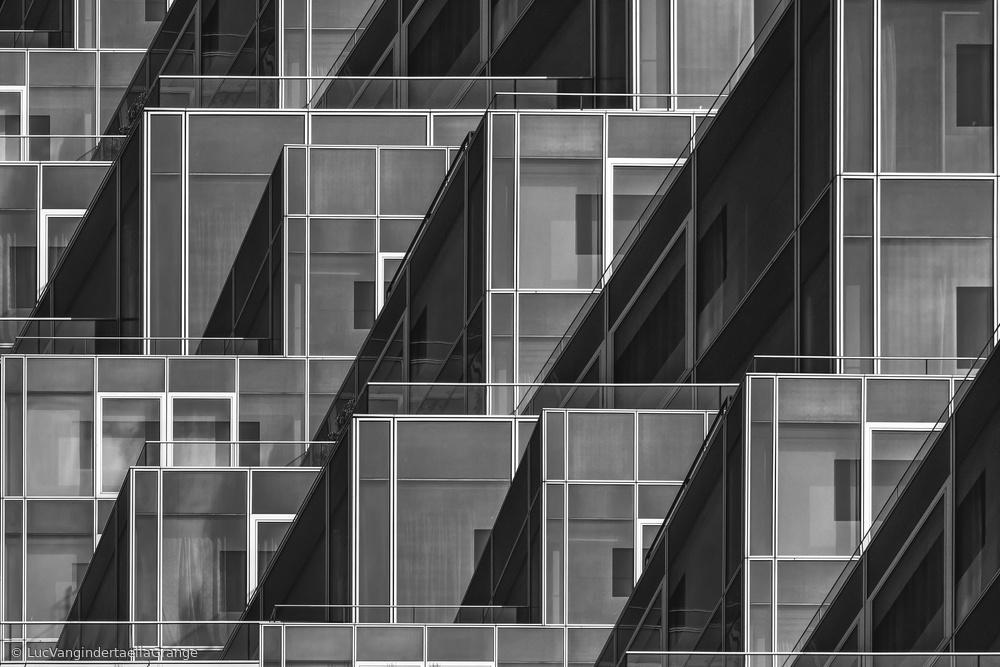 Fotokonst Glass cubes