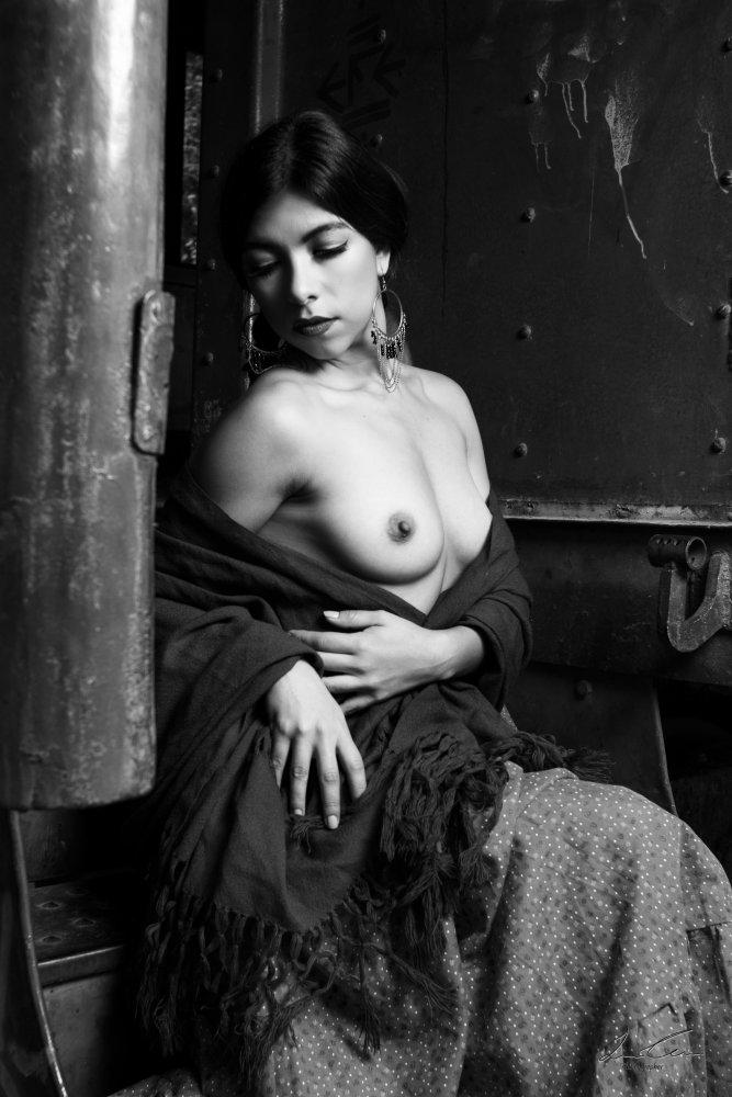 Fotokonst Mexican beauty