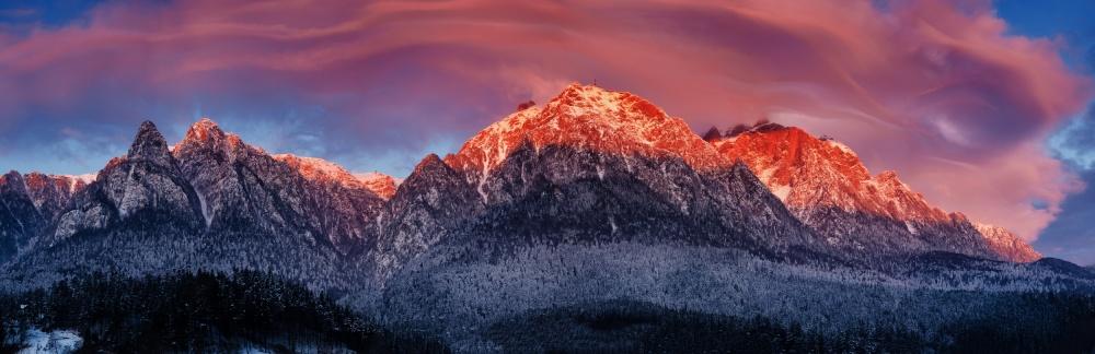 Poster Bucegi Mountains