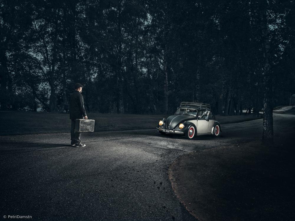 Fotokonst Encounter