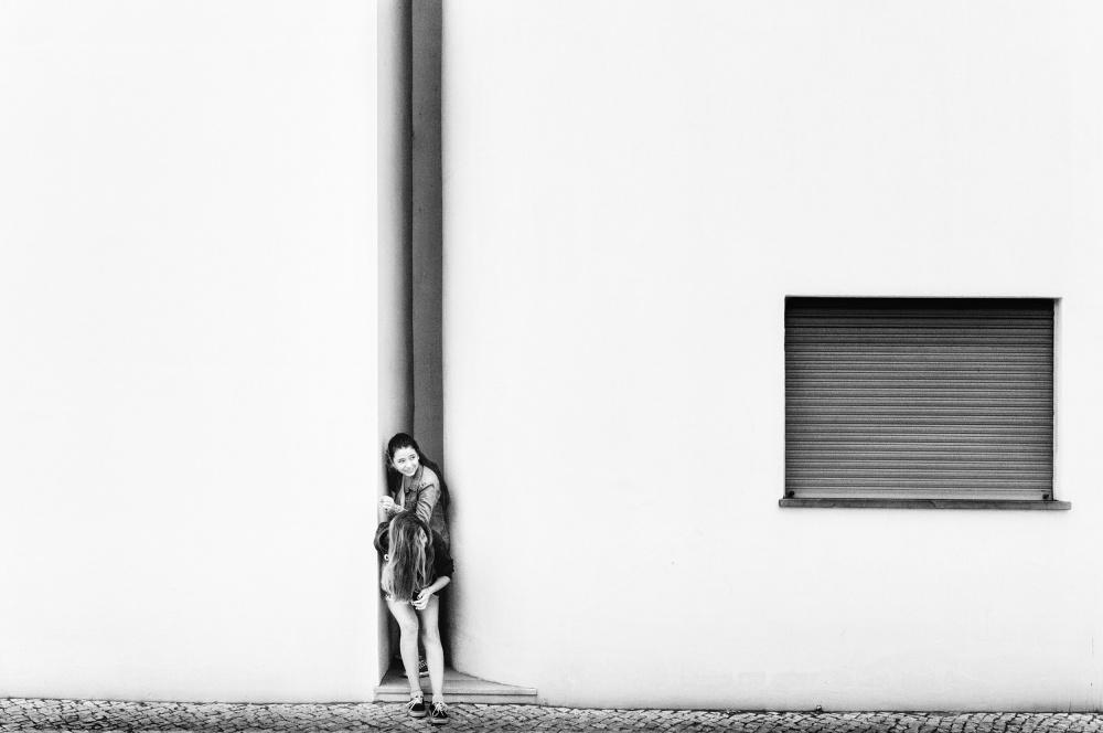 Fotokonst No Secret Hideout