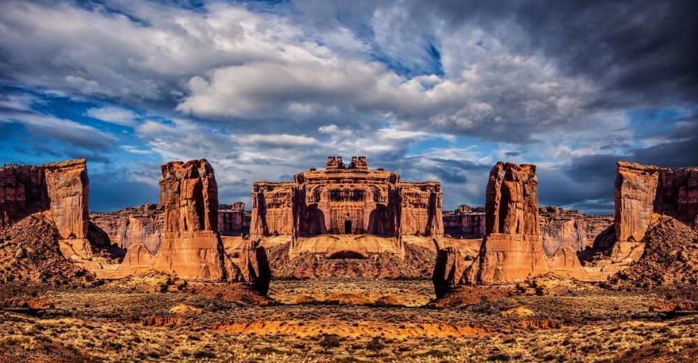 Fotokonst Lost City of Gold