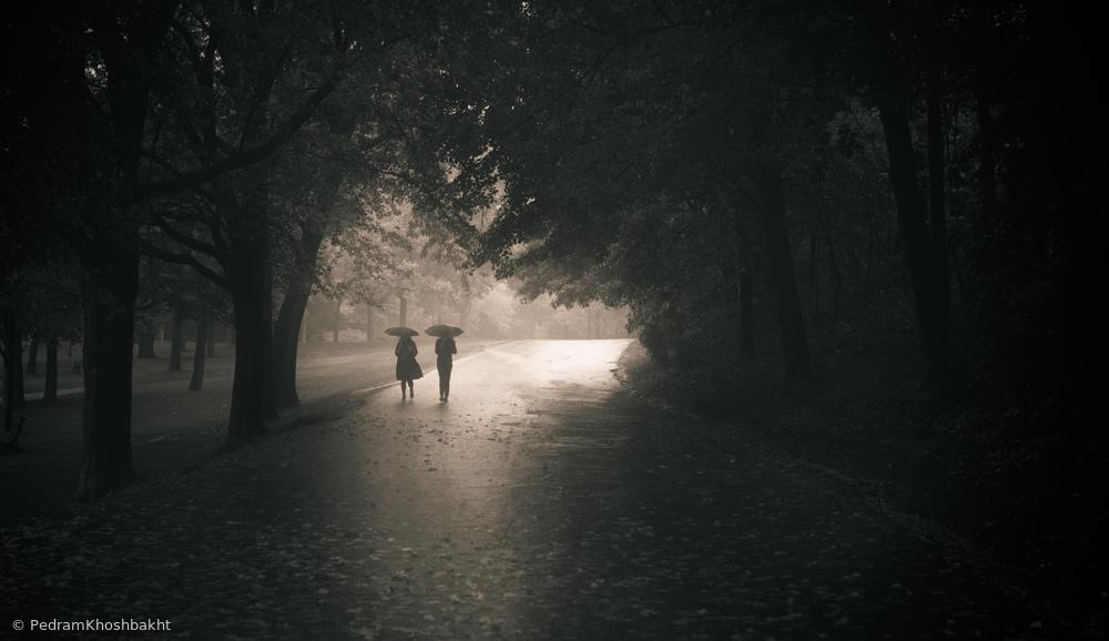 Fotokonst Rainy Afternoom
