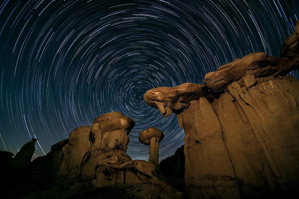 Fotokonst Valley of Dreams