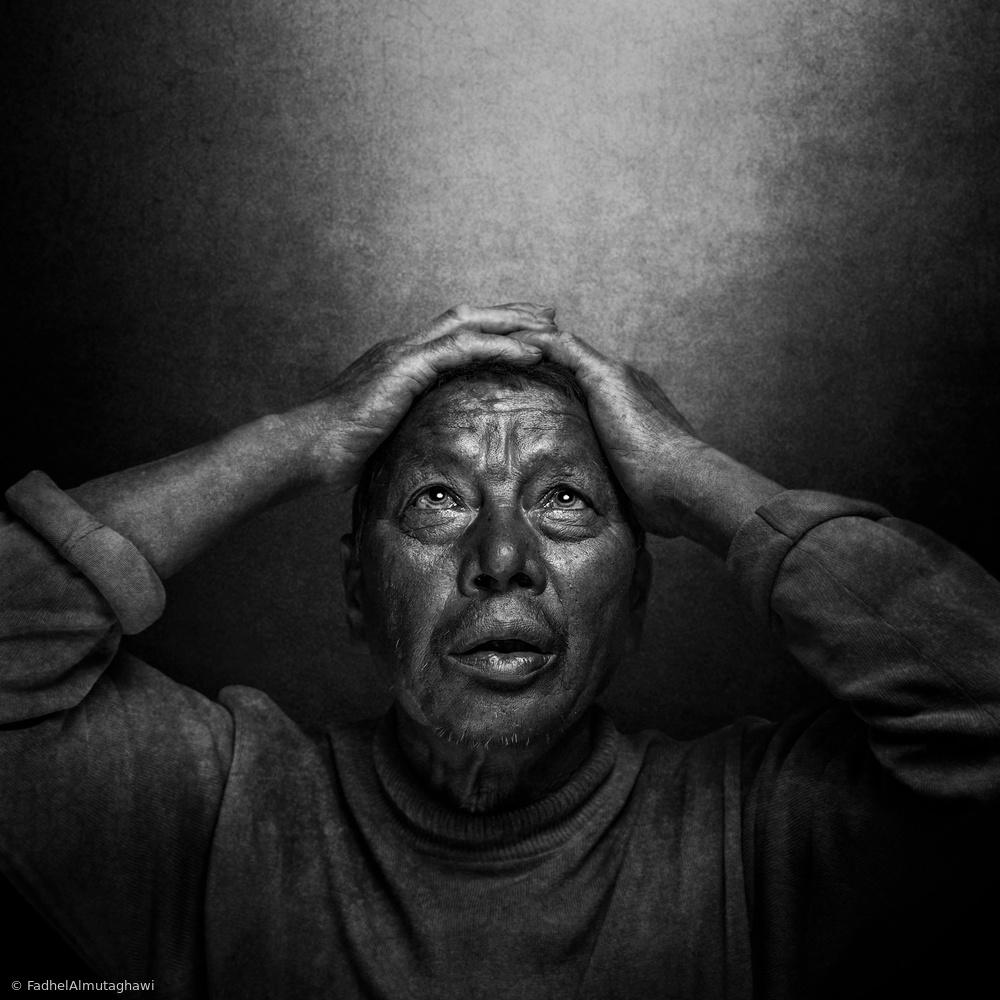 Fotokonst Pain