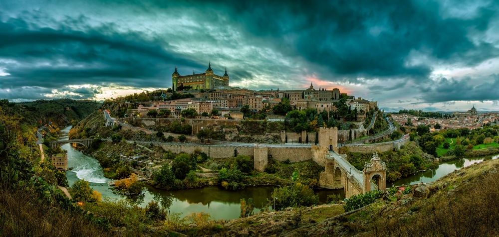 Toledo - The City of the Three Cultures