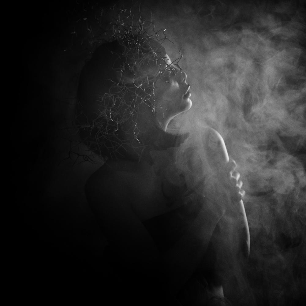 Fotokonst Queen Of Dark