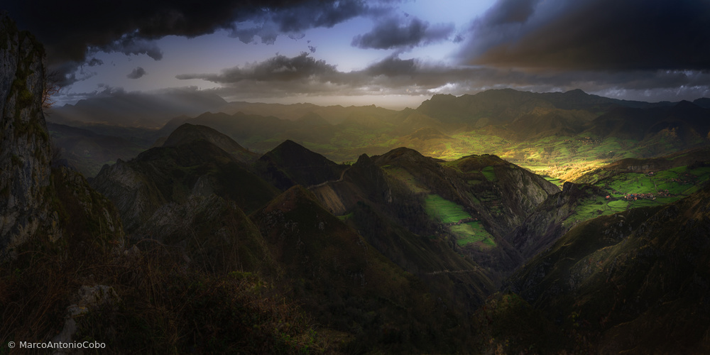Fotokonst Asturias