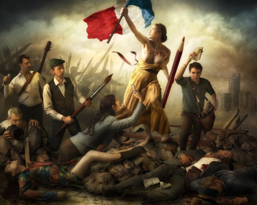 Poster Liberté d'Expression