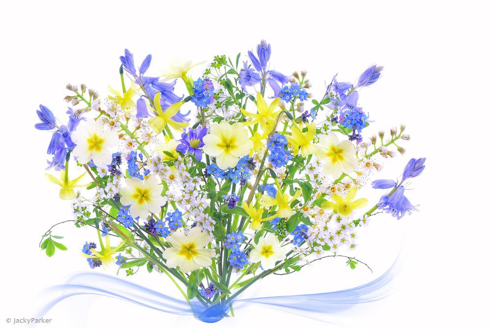 Fotokonst Spring Bouquet