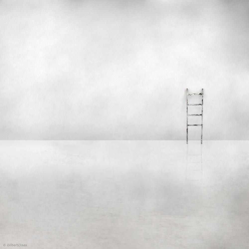 Fotokonst The social ladder