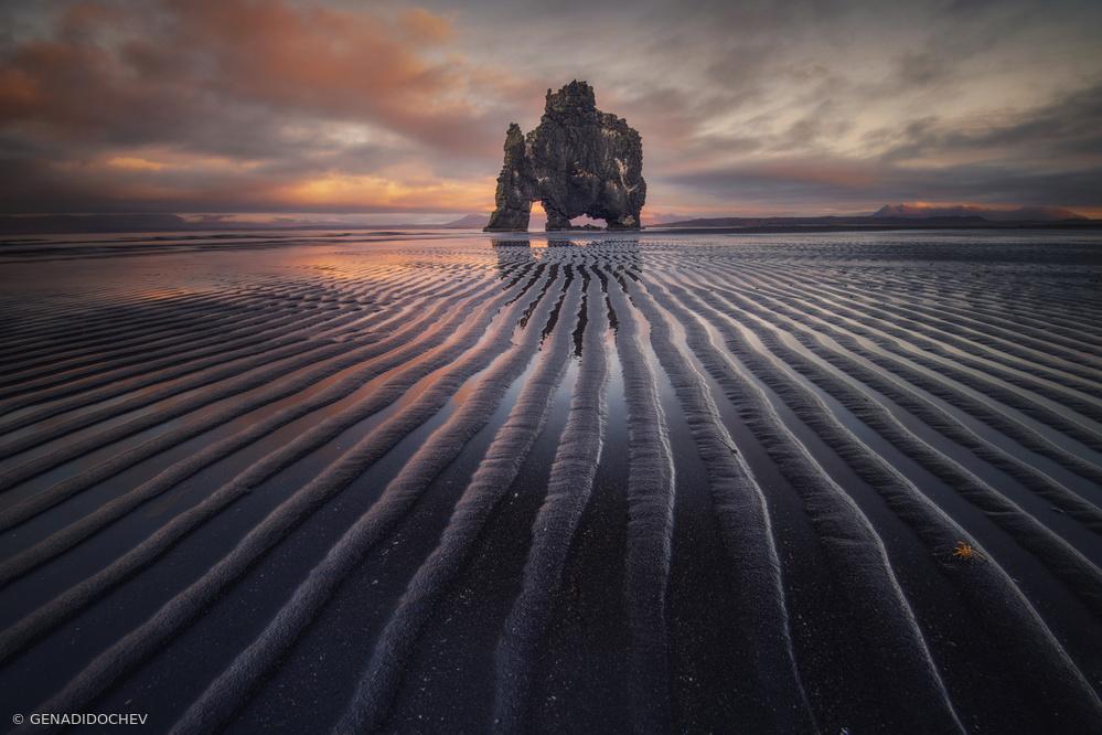 Fotokonst Paths