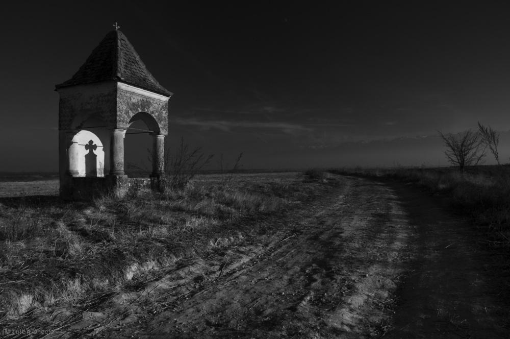 Fotokonst Mystical door