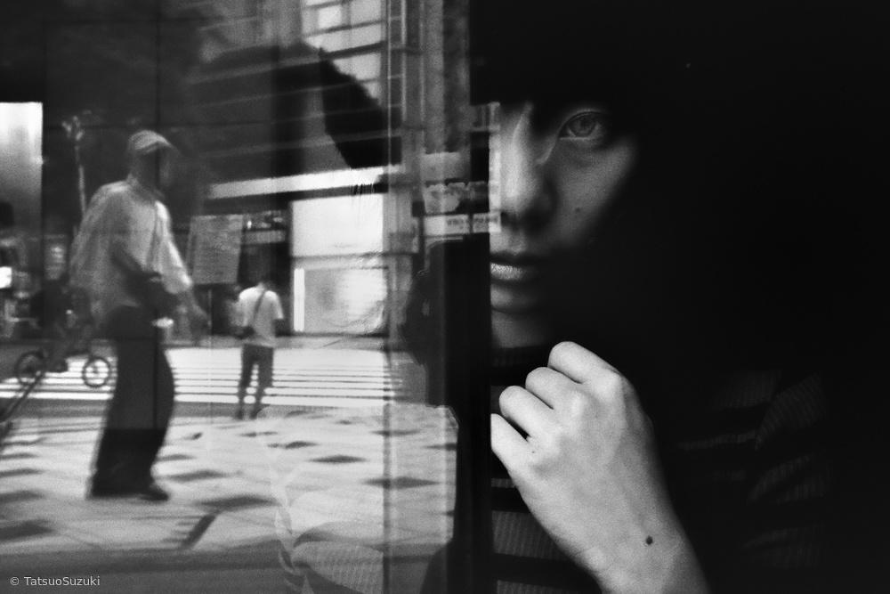 Fotokonst Portrait
