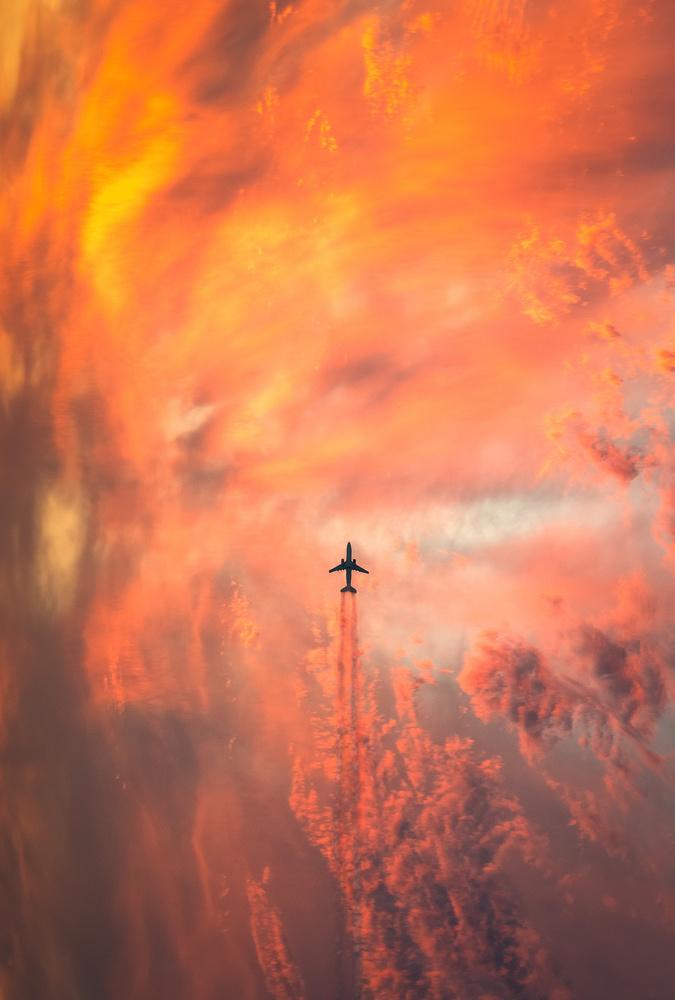 Fotokonst Airplane