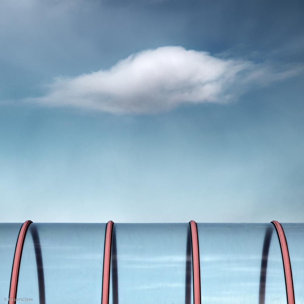 Fotokonst nubes rotunda