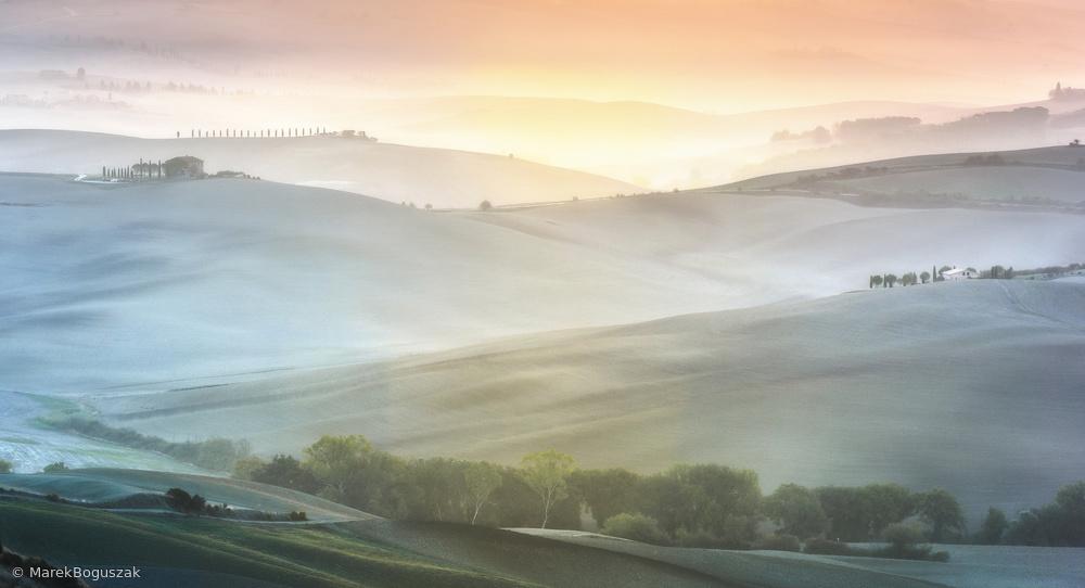 Fotokonst Fragile Sunrise