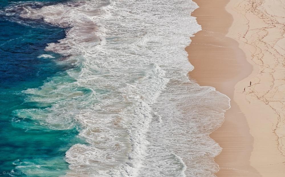 Fotokonst Where the Ocean Ends...