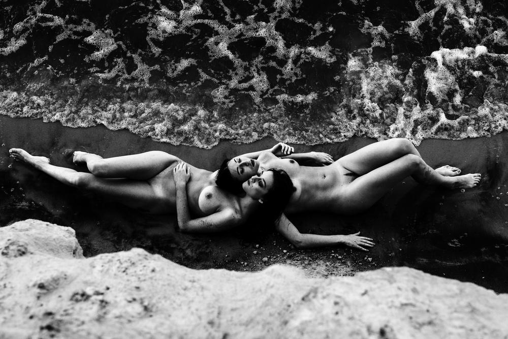 Fotokonst Mermaids II