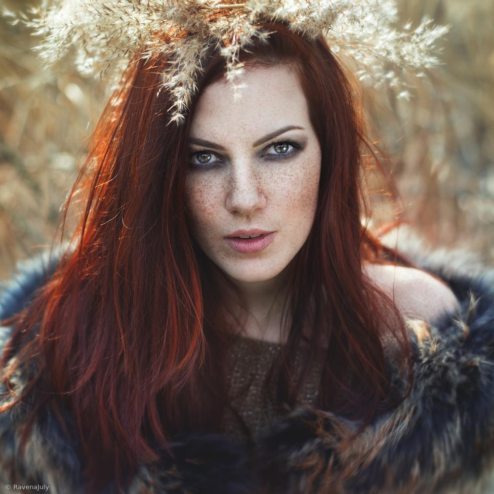 Fotokonst Ophelia