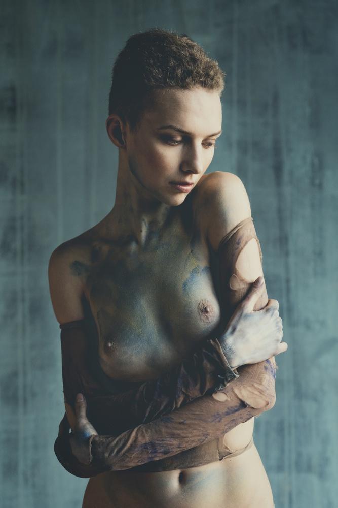 Fotokonst Coloured
