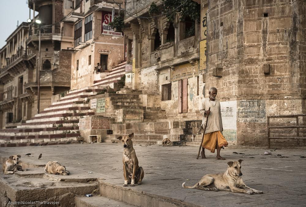 Fotokonst Varanassi