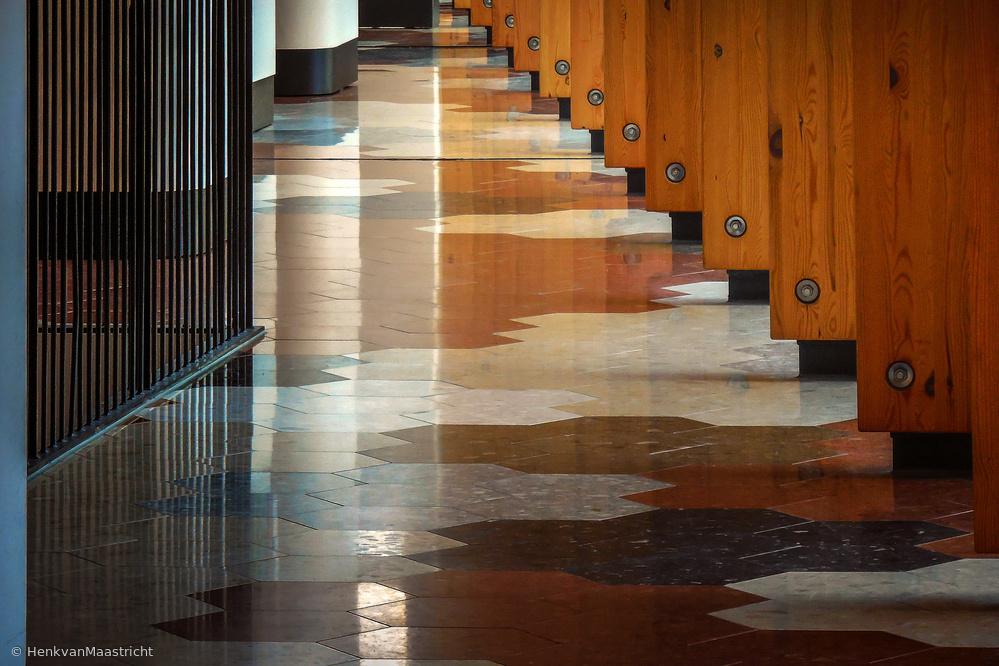 Fotokonst Hallway