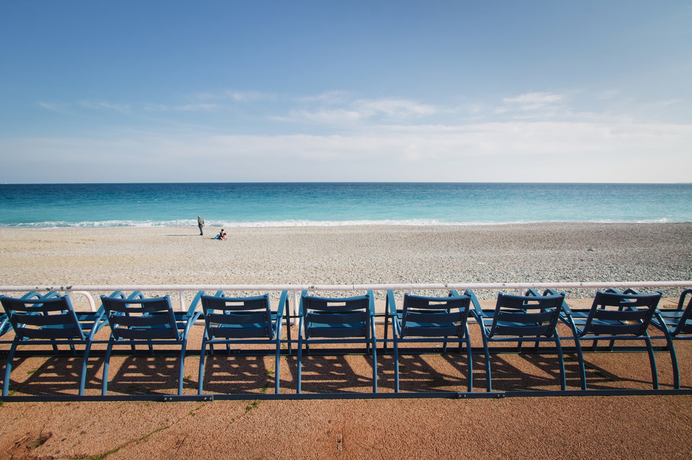 Fotokonst Sea breeze